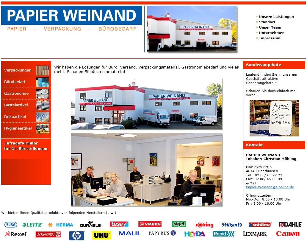 Papier-Weinand